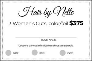 3 Women's Haircuts & Color
